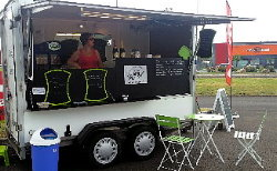Crêpes et galettes à emporter - Vente de crêpes et de galettes à emporter à Nantes, Orvault, rezé, Sainte luce sur Loire, Route de Vannes à Nantes - Food truck Nantes